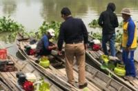 ESDM Salurkan 950 Paket Konversi BBM ke BBG kepada Nelayan OKI