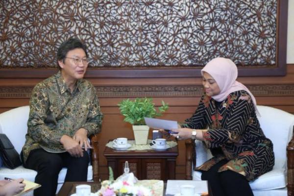 Indonesia-Korea Terus Perkuat Perlindungan Bagi PMI
