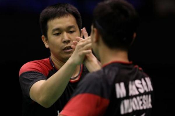 Hendra/Ahsan Kalah di Final, Indonesia Gagal Juara BWF World Tour Finals 2020