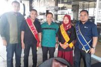 Abdul Wahid Terima Audiensi Duta Rumah Belajar Wakil Provinsi Riau