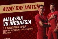 Hadapi Malaysia, Timnas Indonesia Bertekad Raih Poin