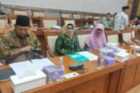 Anisa Syakur Minta Baznas Tingkatkan Kinerjanya