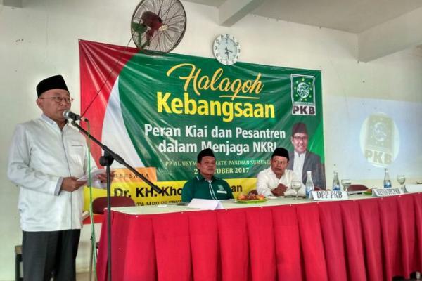 Busyro Karim Berharap DPP PKB Prioritaskan Kader Dalam Pilkada Sumenep