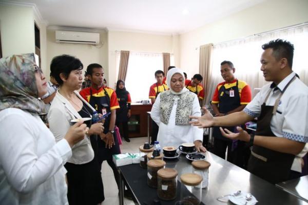 Menteri Ida Fauziyah Minta Pemda Tingkatkan Kualitas BLK