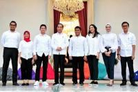 Kenalkan 7 Staf Khusus Milenial, Presiden Jokowi Minta Jembatani Anak-Anak Muda