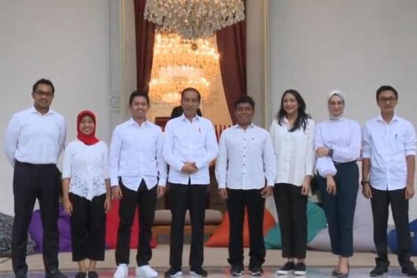 Jokowi Tunjuk Mantan Ketum PB PMII Aminudin Maruf Jadi Stafsus Presiden