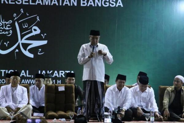 Kiai Said Minta Umat Muslim Tidak Sombong Hadapi Wabah Corona