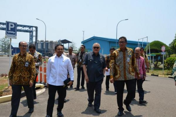 Pastikan Pembangkit Listrik Berjalan Baik, Komisi VII Kunker ke PLTU Tarahan Lampung
