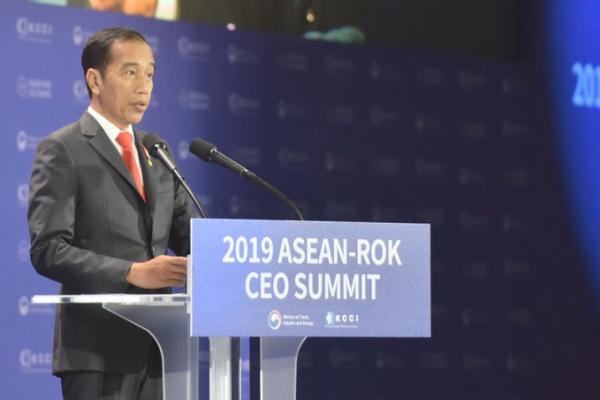 Jokowi: Indonesia Ingin Semenanjung Korea Damai dan Stabil