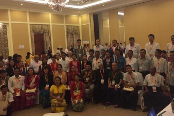 Wakili PKB, Hadiqun Nuha Isi Materi Kepemiluan di Myanmar