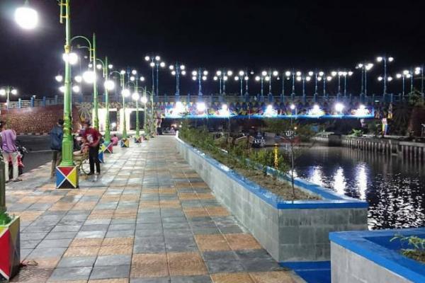 Pariaman Bangun `WaterfrontCity`, Target Tuntas Desember 2019