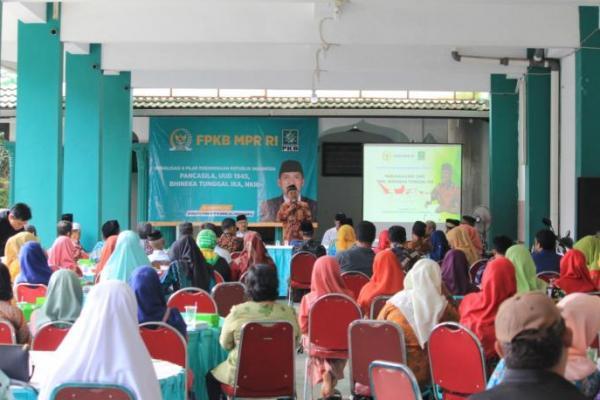 Anggota FPKB Sukamto Ajak Masyarakat Lestarikan Semangat Toleransi di Yogyakarta