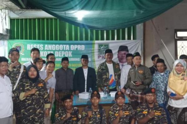 Sosialisasi UU Pesantren, Hamid Maksimalkan Reses dan Aktifkan Rumah Aspirasi