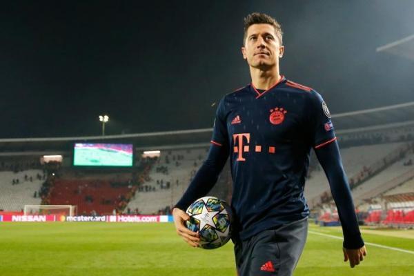 Produktif di Liga Champions, Robert Lewandowski Kini Sejajar dengan Lionel Messi