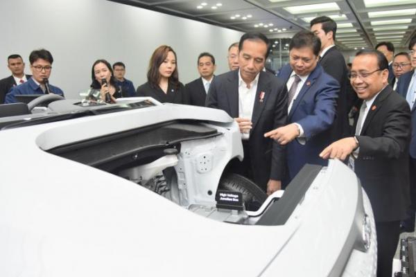 Hyundai Motor Company Siap Gelontorkan 1,5 Dollar AS ke Indonesia