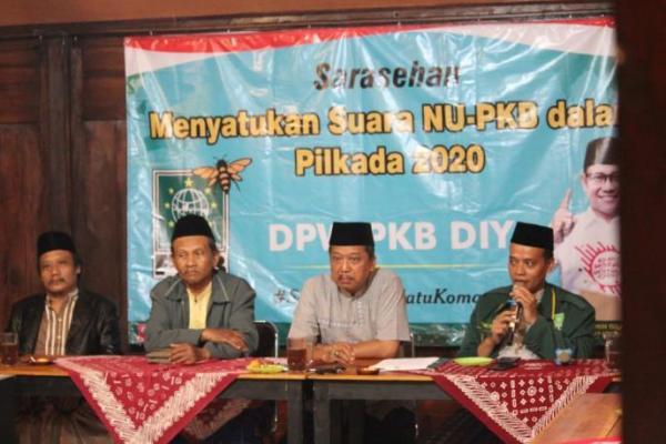 PKB dan NU Yogyakarta Siap Satu Suara Menangkan Pilkada 2020
