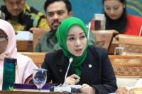 Ratna Juwita Kritisi Turunnya Pendapatan MIND ID