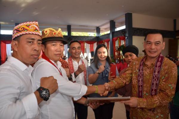 Komunitas Dayak Sintang Desak Komisi IV DPR Bantu Bebaskan Peladang