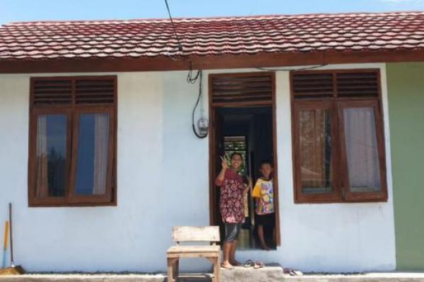 PUPR Bedah 1000 Rumah Tak Layak Huni di Kota Pariaman