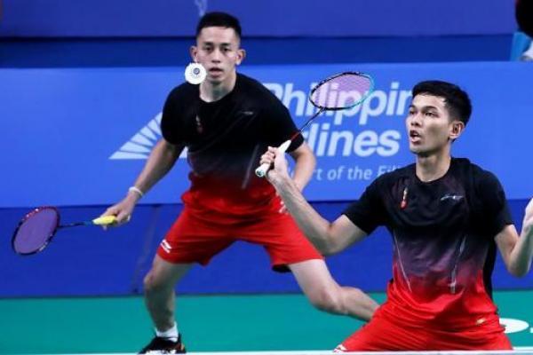 Hadang Thailand, Tim Putra Indonesia Melaju ke Final SEA Games 2019