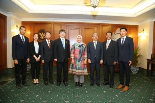 Indonesia-IM Japan Sepakat Tingkatkan Jumlah Peserta Magang ke Jepang