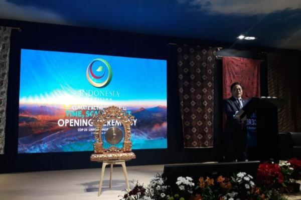 Gus Muhaimin: Paviliun Indonesia Tak Kalah Penting dari Negosiasi Climate Change