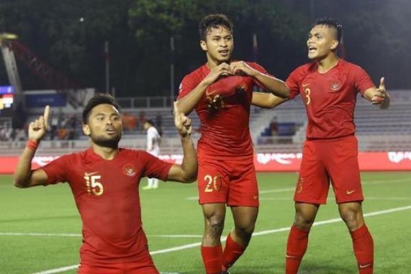 Lolos ke Semifinal, Timnas Indonesia U-22 Bungkam Laos 4-0