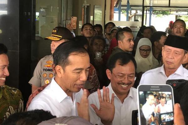 Presiden Jokowi Minta Pelayanan Pasien Kelas III BPJS Kesehatan Diperbaiki