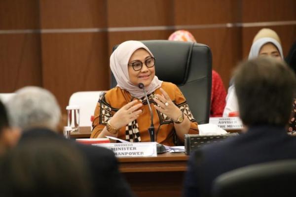 Ida Fauziyah: PKB Dorong Anggotanya di DPR Bantu Sempurnakan RUU Cipta Kerja