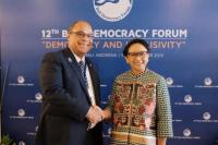 Indonesia-Selandia Baru Tingkatkan Hubungan Kawasan Pasifik