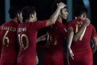 Hajar Myanmar, Timnas Indonesia U-22 Lolos ke Final Sea Games 2019