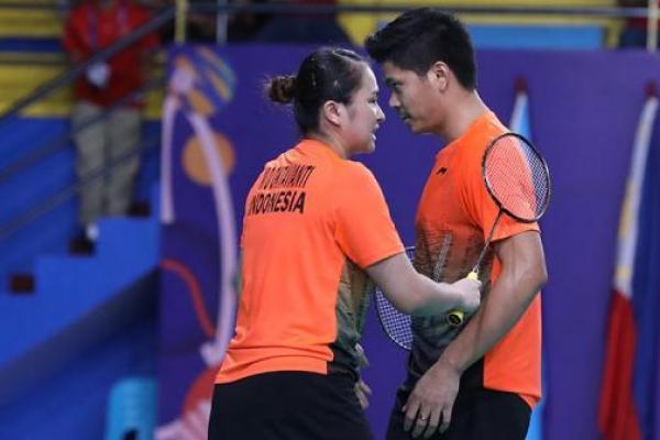 Kalahkan Pasangan Tuan Rumah, Praveen/Melati Lolos ke Semifinal Sea Games 2019