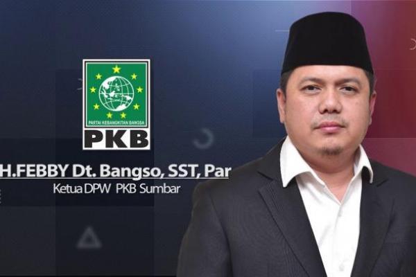 Febby DT Bangso: PKB Sumbar Dukung Penuh Buya Habib di Pilkada Sijunjung