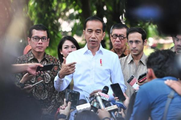 Presiden Jokowi: Tidak ada Skema Pinjaman Dalam Pembangunan Ibu Kota Baru