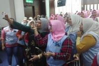 Ida Fauziyah Minta PMI Malaysia Sebarkan Nasionalisme