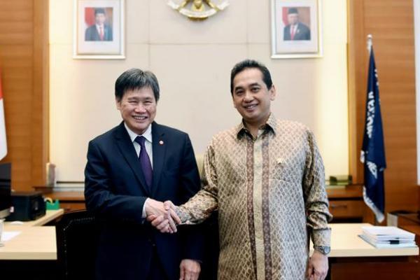 Menteri Agus Terima Kunjungan Sekretaris Jenderal ASEAN di Kemendag