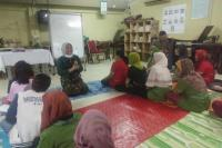 Di Shelter KBRI Kuala Lumpur, Menteri Ida Dengar Keluhan Pekerja Migran