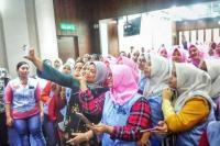 Ida Fauziyah Minta PMI Malaysia Bentengi Diri dari Pengaruh Ideologi Radikal