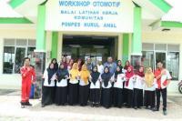 Kemnaker Kunjugi BLK Komunitas Pesantren Nurul Amal Semarang