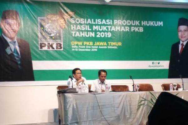 PKB Jatim Gelar Sosialisasi Produk Hukum Hasil Muktamar 2019