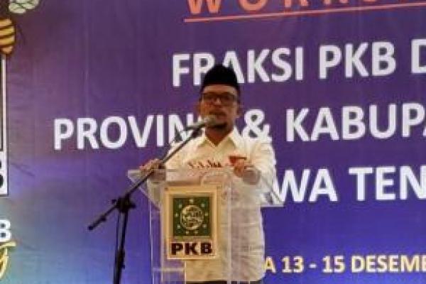 Hanif Dhakiri Minta Legislator PKB Konsisten Membela Rakyat