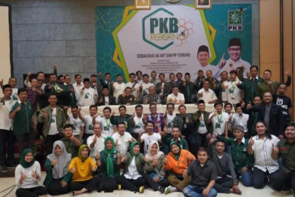 PKB Jabar Gelar 'PKB Reborn' Perkuat Kelembagaan dan Strukturisasi