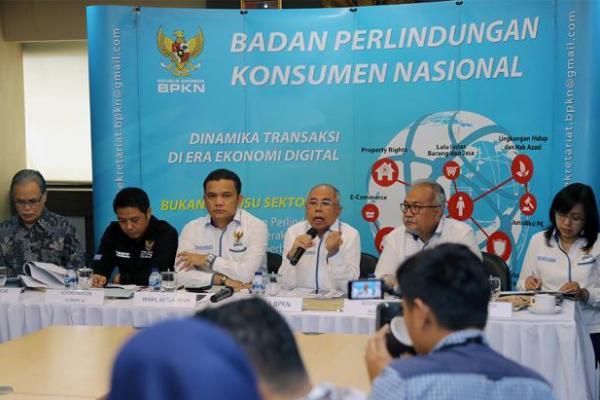 BPKN Terima Aduan 1.510 Aduan Terkait Pelanggaran Hak Konsumen