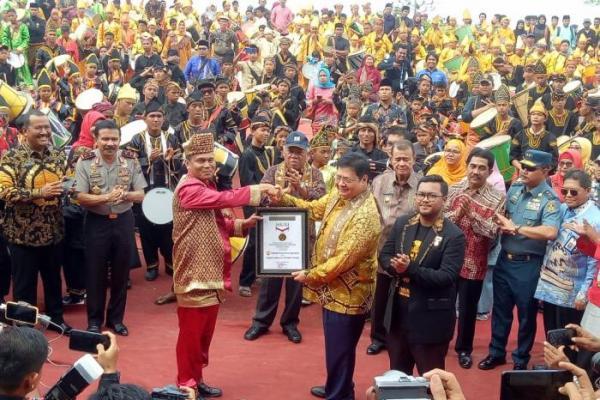 Genius Umar: Berkah Kota Pariaman Jadi Tuan Rumah Hari Nusantara 2019