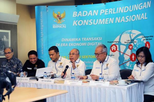 BPKN Ungkap Dugaan Pelanggaran Terhadap Konsumen Selama 2019
