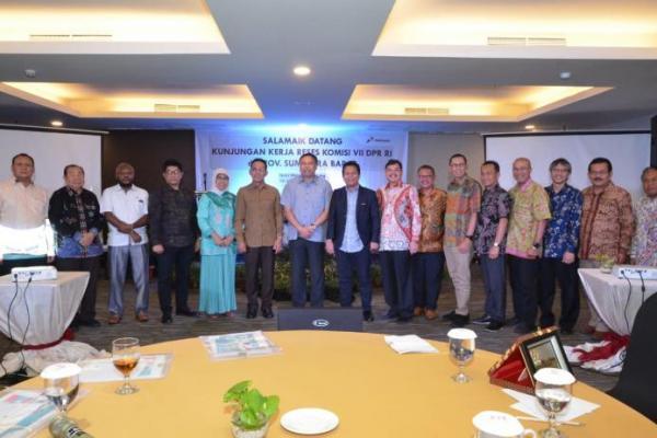 Komisi VII DPR Sebut Potensi Sumber Daya Alam Sumatera Barat Melimpah
