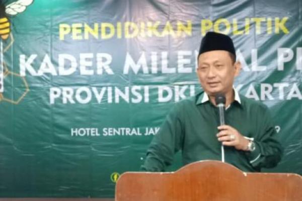 PKB Jakarta Bentuk Kaderisasi Gaet Milenial