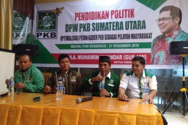 PKB Sumut Gelar Pendidikan Politik, Optimalkan Peran Kader Sebagai Pelayan Masyarakat