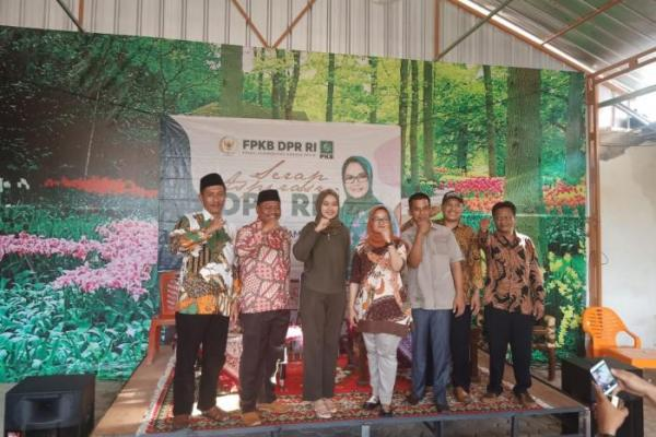 Ela Siti Nuryamah Ajak Kades Wujudkan `Desa Idaman`
