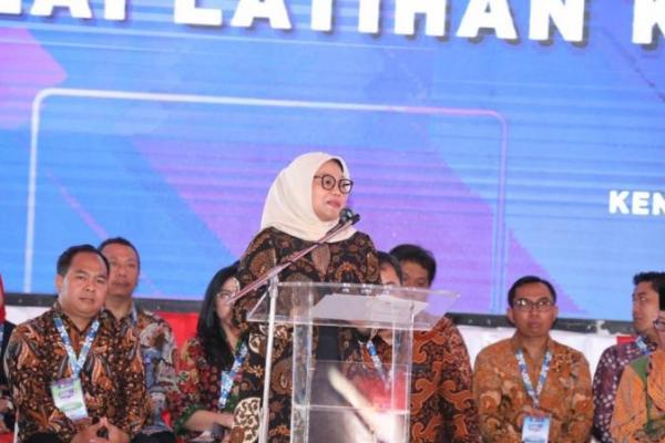 Menaker Ida Fauziyah Target Bangun 2000 BLK Komunitas Tahun 2020